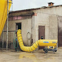 Generatori ad aria calda, riscaldatori - Vendita ed assistenza a Firenze e provincia ...